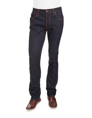 Nudie Jeans Thin Finn Organic Dry Ecru Emb-DRY ECRU-32X34