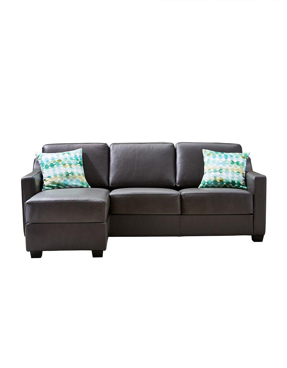 Sofa buy natuzzi leather sofa custom made style natuzzi leather sofa - Nelia Leather Sofa With Chaise