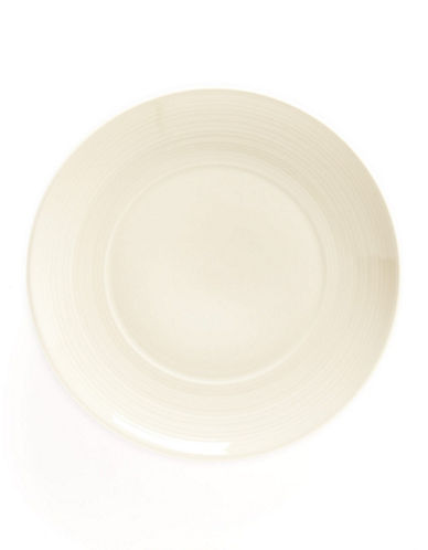 Distinctly Home Rio Stoneware Salad Plate-CREAM-One Size