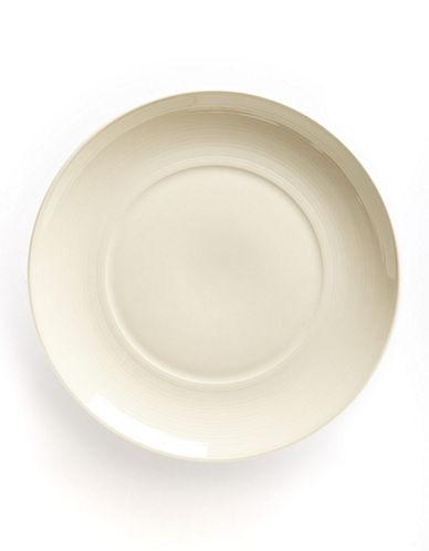 Distinctly Home Rio Stoneware Dinner Plate-CREAM-One Size