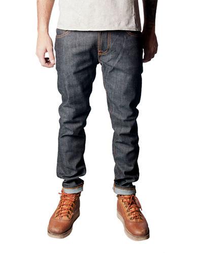 Nudie Jeans Thin Finn Organic Dry Twill-DRY TWILL-33X34