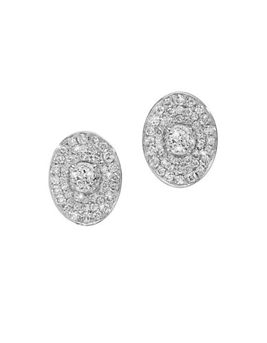 Ivanka Trump Signature Earrings 18kt White Gold-DIAMOND-One Size