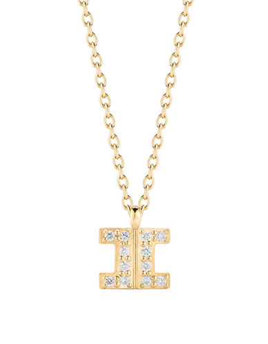 Ivanka Trump Metropolis Necklace 18kt Yellow Gold-GOLD-One Size