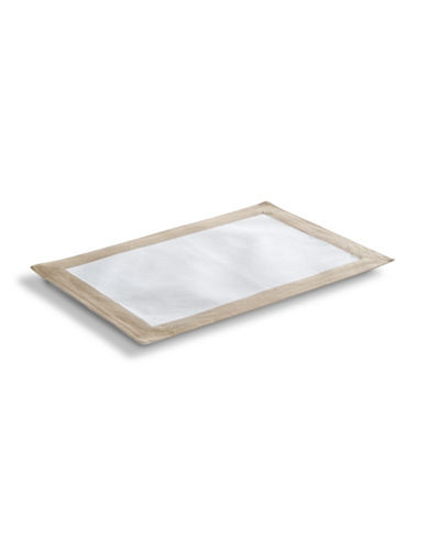 Glucksteinhome Bedford Placemat-TAUPE-One Size