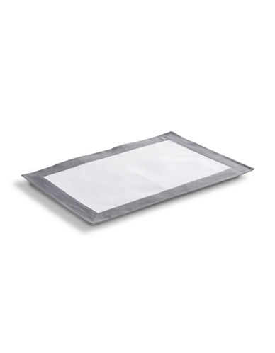 Glucksteinhome Bedford Placemat-GREY-One Size