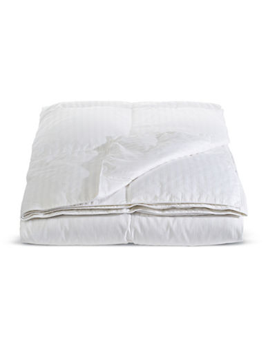 Essential Needs White Duck Down Light Weight Duvet-WHITE-King