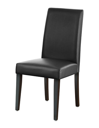 Home Studio Richmond Dining Chair-BLACK-One Size