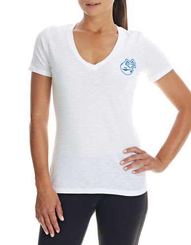 Hbc Sport Fox Graphic Tee-WHITE-Large 86862205_WHITE_Large