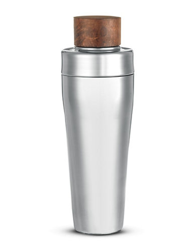 Glucksteinhome Stainless Steel Cocktail Shaker-MIRROR-One Size