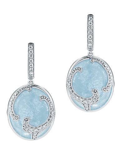 Ivanka Trump Athénée Collection-AQUAMARINE-One Size