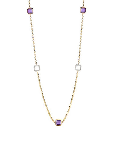 Ivanka Trump Metropolis Sol Collection-PURPLE-One Size