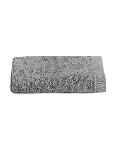 Distinctly Home Egyptian Cotton-Blend Wash Cloth-DARK GREY-Washcloth