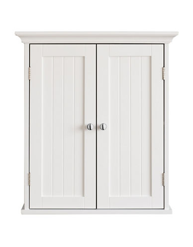 Home Studio Double Door Wall Cabinet-WHITE-One Size 87483169_WHITE_One Size
