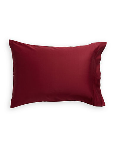 Distinctly Home Spectrum 520 Thread-Count Two-Piece Pillowcase Set-RED-Standard