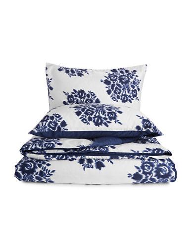Distinctly Home Delilah Duvet Cover Set-BLUE-Double