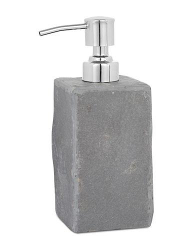 Glucksteinhome Slate Lotion Pump-SLATE GREY-One Size