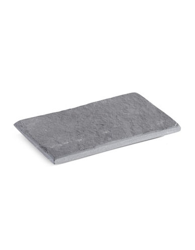 Glucksteinhome Slate Soap Dish-SLATE GREY-One Size