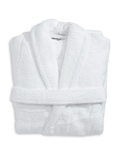 Glucksteinhome Ultimate Spa Robe-WHITE-Small/Medium