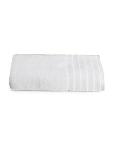Glucksteinhome Ultimate Spa Combed Cotton Bath Sheet-WHITE-Bath Sheet