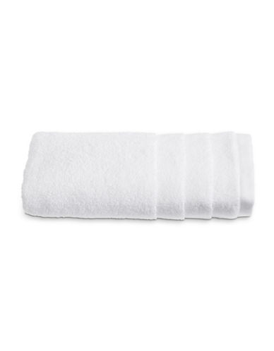 Glucksteinhome Ultimate Spa Combed Cotton Hand Towel-WHITE-Hand Towel