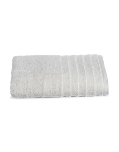Glucksteinhome Ultimate Spa Combed Cotton Bath Towel-LIGHT GREY-Bath Towel