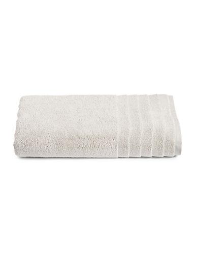 Glucksteinhome Ultimate Spa Combed Cotton Bath Sheet-LIGHT GREY-Bath Sheet