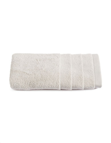 Glucksteinhome Ultimate Spa Combed Cotton Hand Towel-LIGHT GREY-Hand Towel