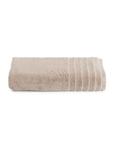Glucksteinhome Ultimate Spa Combed Cotton Bath Sheet-TAUPE-Bath Sheet