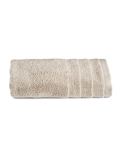 Glucksteinhome Ultimate Spa Combed Cotton Hand Towel-TAUPE-Hand Towel