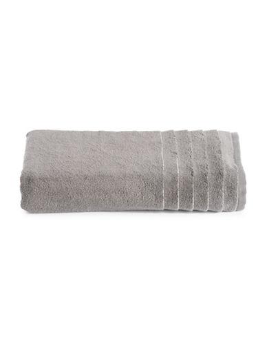 Glucksteinhome Ultimate Spa Combed Cotton Bath Sheet-DARK GREY-Bath Sheet