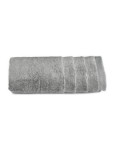 Glucksteinhome Ultimate Spa Combed Cotton Hand Towel-DARK GREY-Hand Towel