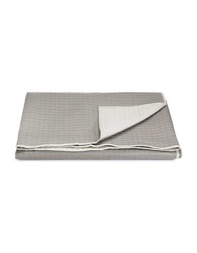 Glucksteinhome Grant Quilted Bed Coverlet-GREY-King