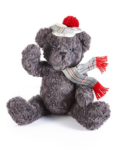 HudsonS Bay Company 2015 Charity Bear Tolmie-GREY-One Size