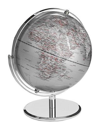 Home Studio 10-Inch Silver Globe-SILVER-10in
