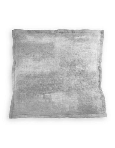 Distinctly Home Milo Euro Pillow Sham-GREY-European