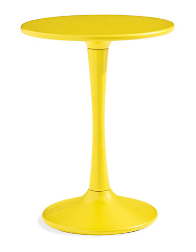 Dh Athena Pedestal Table-YELLOW-One Size