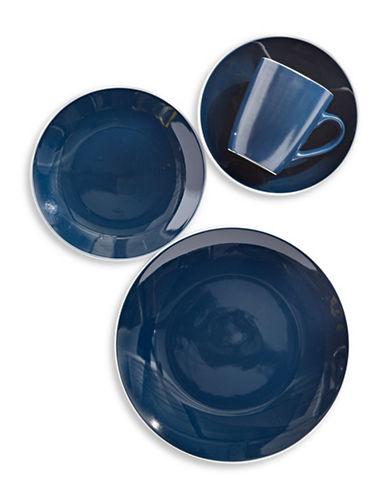 Glucksteinhome 16-Piece Aurora Dinnerware Set-BLUE-One Size
