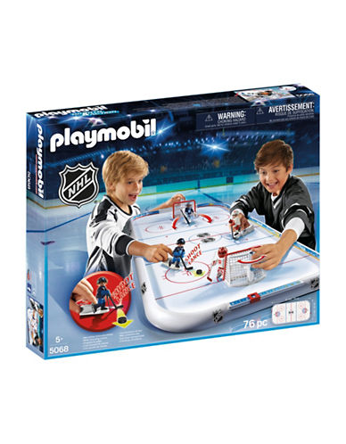 Nhl Hockey Arena-MULTI-One Size