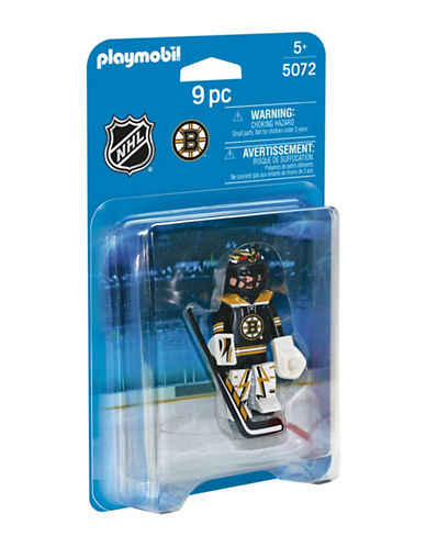 Nhl Boston Bruins Goalie-MULTI-One Size