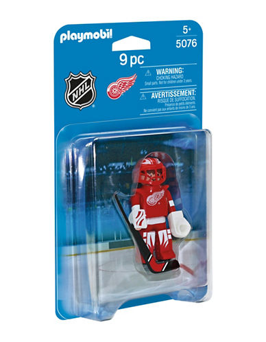 Nhl Detroit Red Wings Goalie-MULTI-One Size