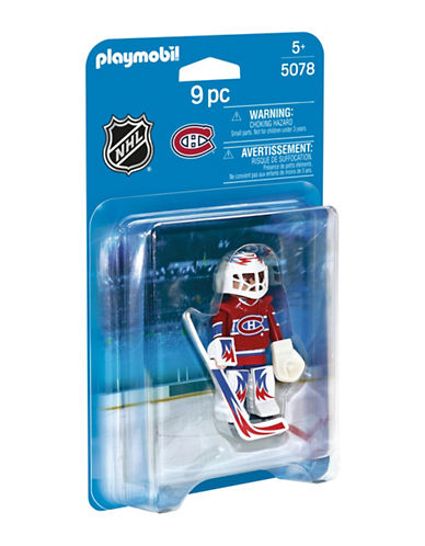 Nhl Montreal Candiens Goalie-MULTI-One Size