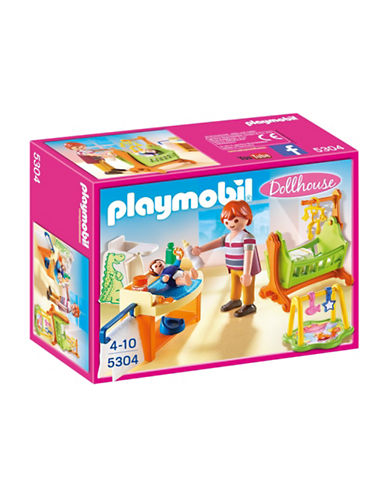 Playmobil Baby Room with Cradle-MULTI-One Size 88671208_MULTI_One Size