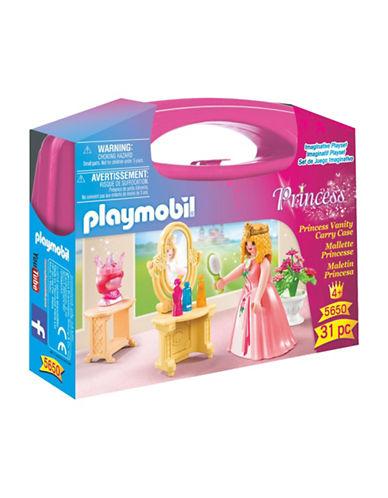Playmobil Princess Vanity Carry Case-MULTI-One Size