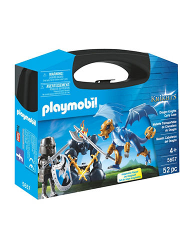 Playmobil Dragon Knights Carry Case-MULTI-One Size