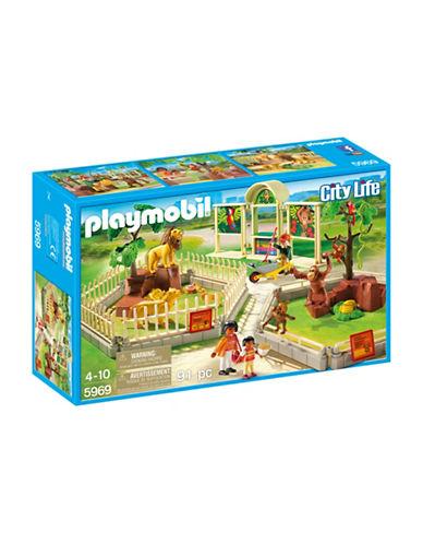 Playmobil City Zoo Set-MULTI-One Size