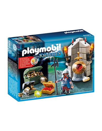 Playmobil Kings Treasure Guard Set-MULTI-One Size