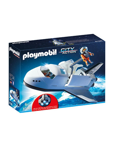 Playmobil Space Shuttle Set-MULTI-One Size