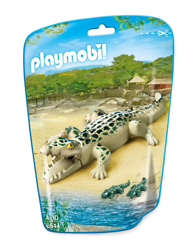 Playmobil Alligator with Babies-MULTI-One Size