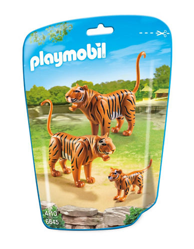 Playmobil Tiger Family-MULTI-One Size