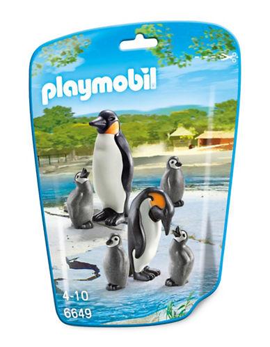 Playmobil Penguin Family-MULTI-One Size